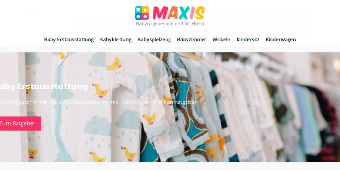 Maxis-Babywelt.com